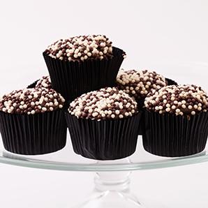 Chocadee chocolate cupcakes