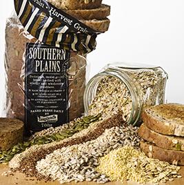 Southern Plains Harvest Grain Bread