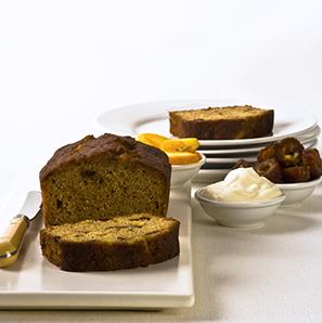 Date & Orange Loaf