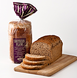 Southern Plains Wholemeal Grain Bread