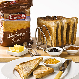 Premium Wholemeal Bread