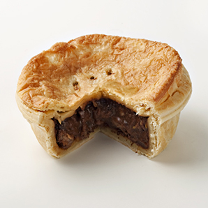 Classic Mince & Vegetable Single Pie