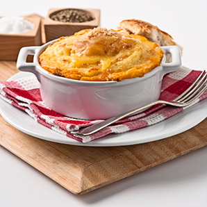 Shepherd's pie frozen meal