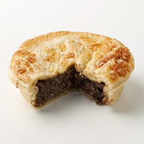 Classic Mince & Cheese single pie
