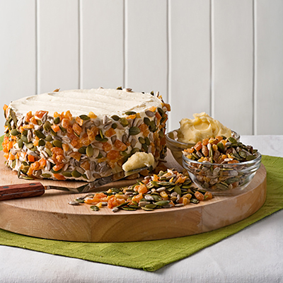 Carrot Gateaux Cake