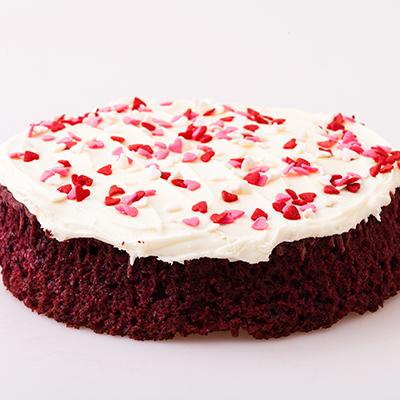 Red Velvet Celebration Cake