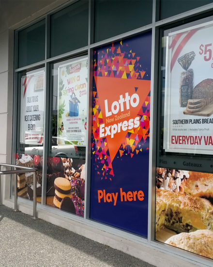 Ferry Road Couplands Bakeries Lotto Express