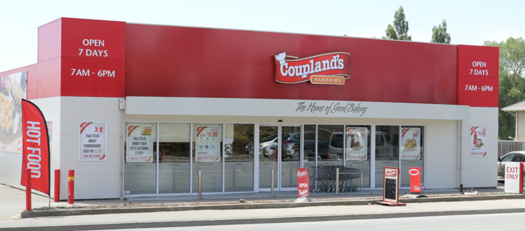Coupland's Bakeries - Timaru
