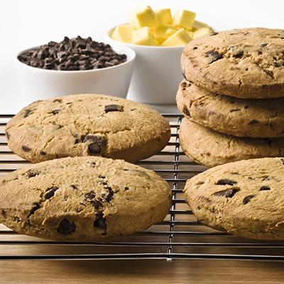 Jumbo Choc Chip Cookie