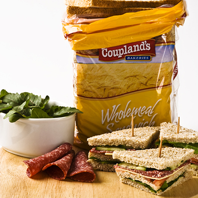 Premium Wholemeal Sandwich Bread
