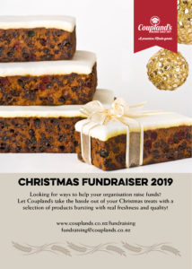 Christmas Fundraiser Catalog.Fundraising Coupland S Bakeries