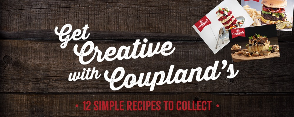 Get Creative with Coupland's – Update #1
