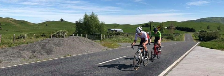 Team Coupland's Cycling – Update Two