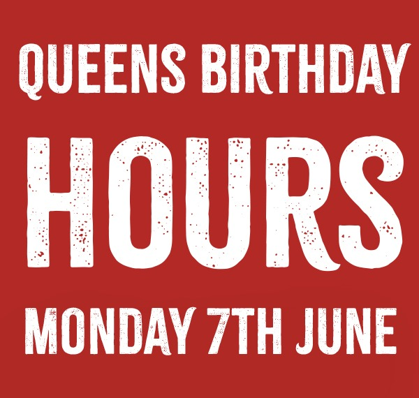 Queens Birthday Store Hours 2021