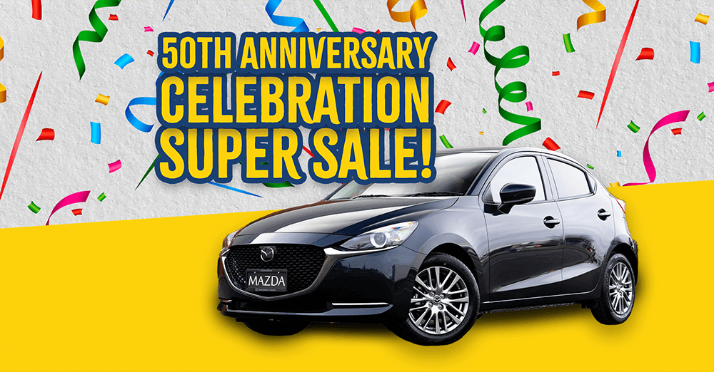 50th Anniversary Celebration Car Winner Announcement
